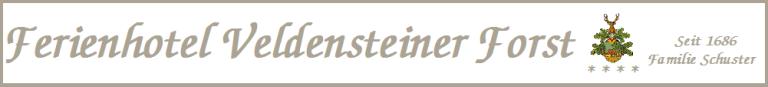 Hotel Veldensteiner Forst